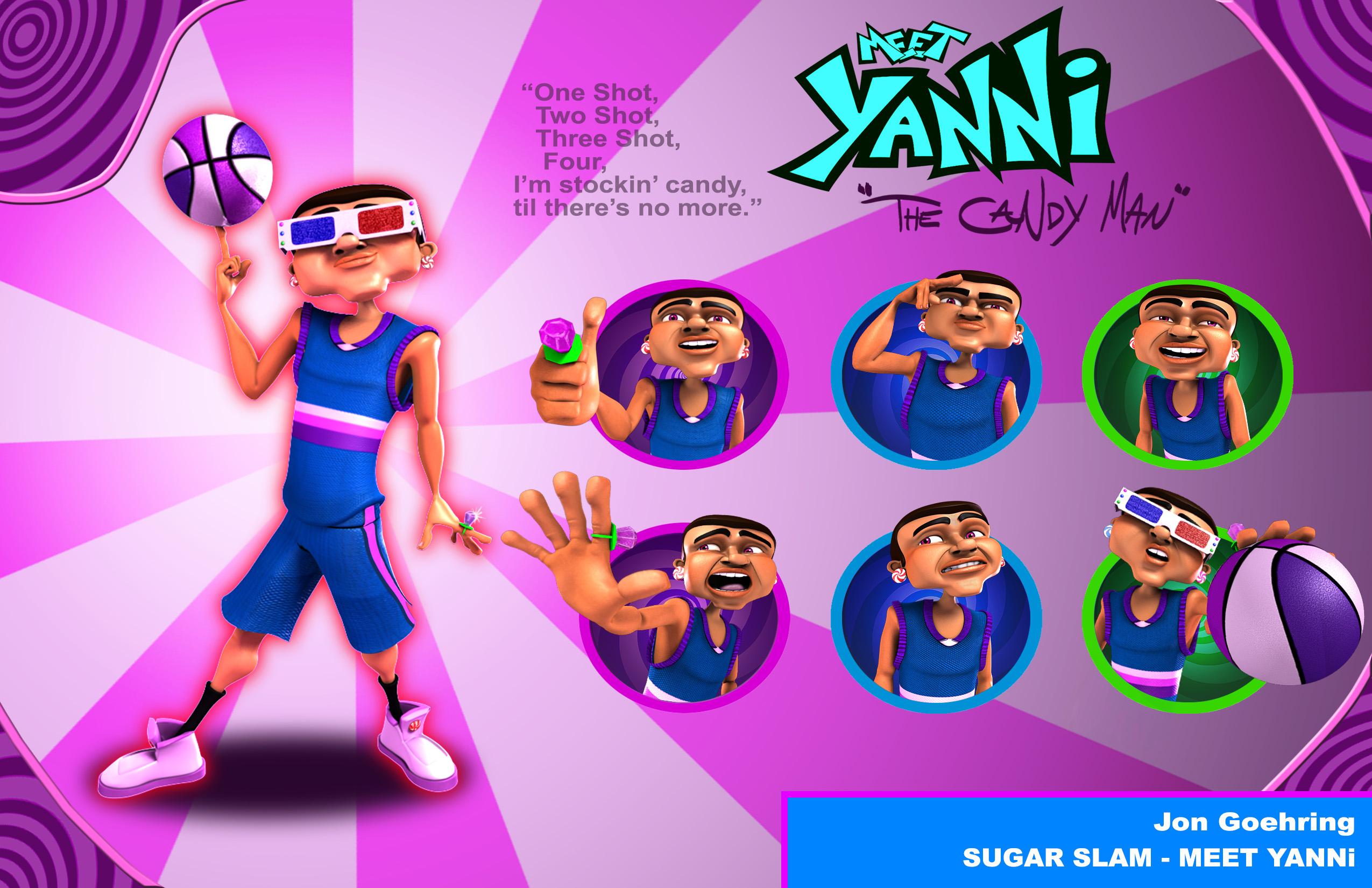 SugarSlam_0001_Yanni_Character