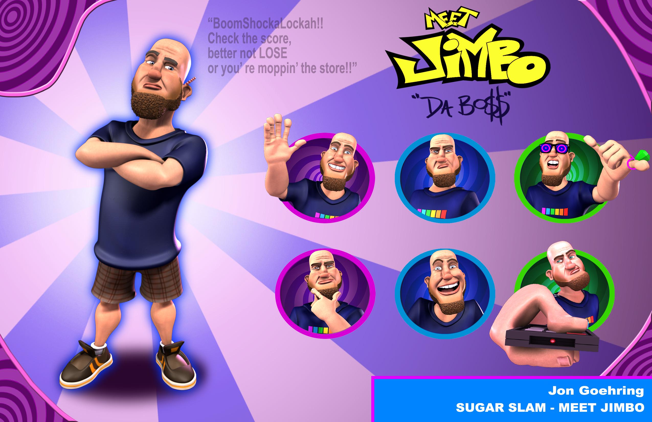 SugarSlam_0003_Jimbo_Character
